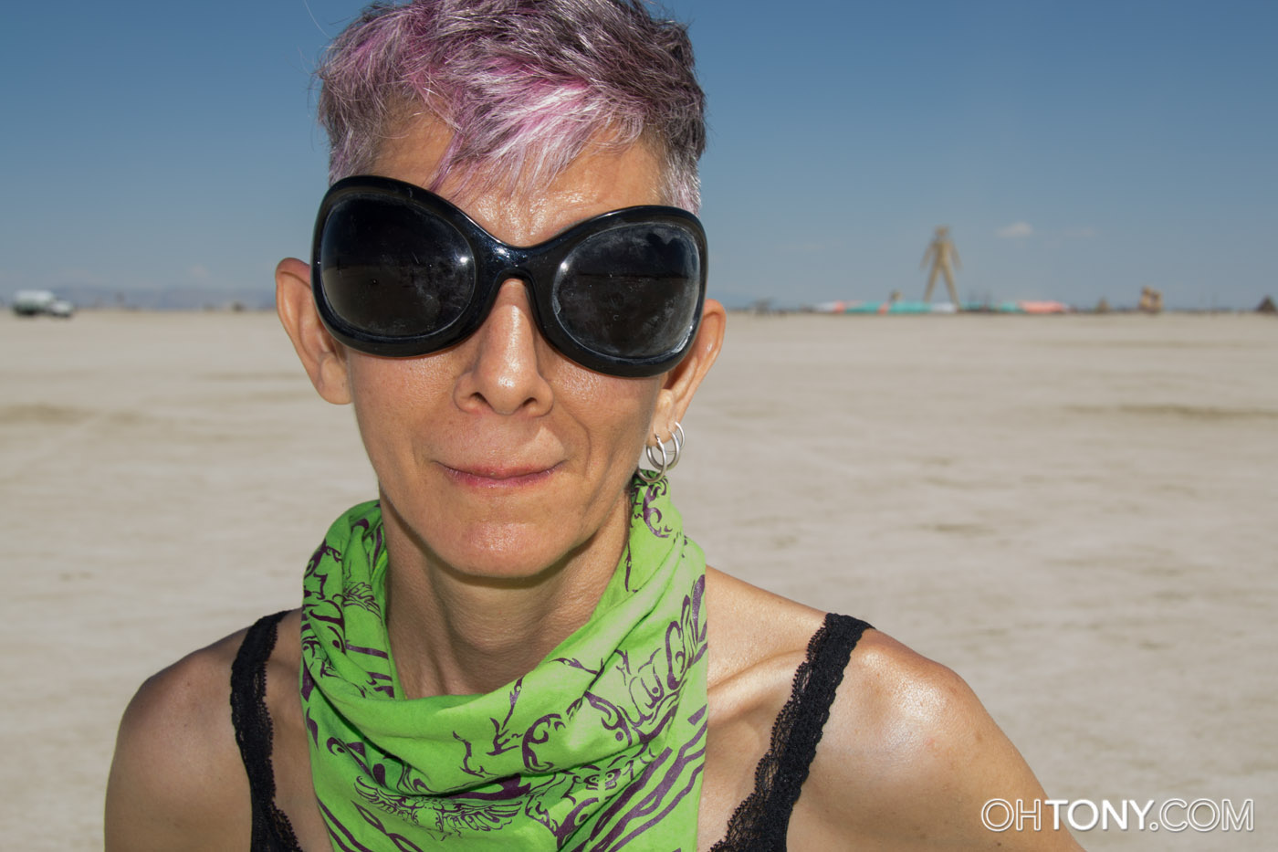 "Performance Video: ""Dear Burning Man…"""