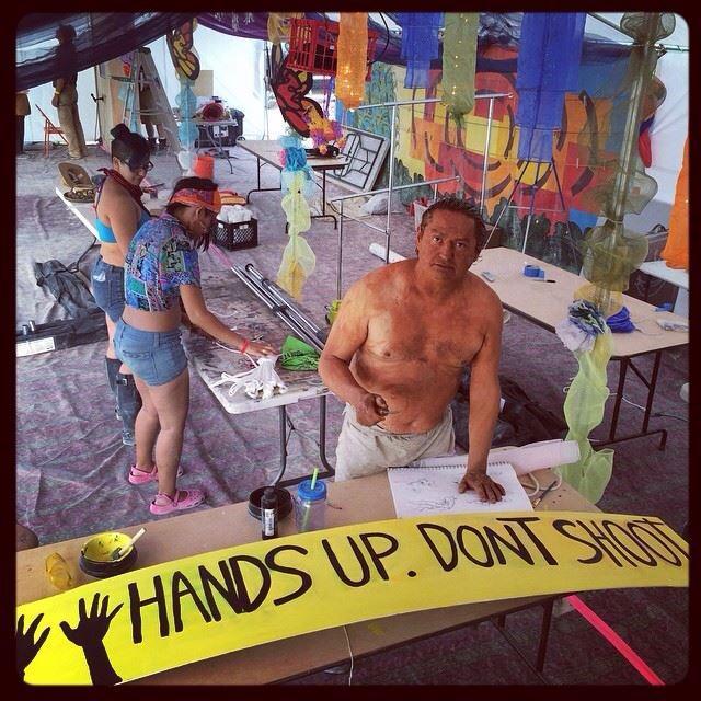 Que Viva! Camp 2015 Fundraising