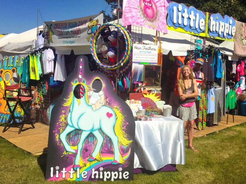 15 years of Little Hippie at Bonnaroo