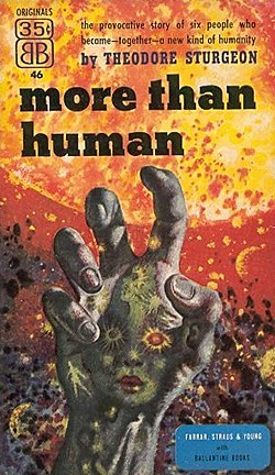Reading Theodore Sturgeon, the Grateful Dead are More Than Human