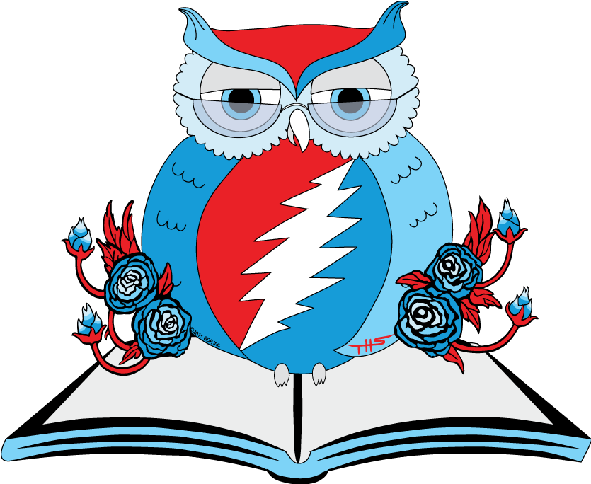 Owlsley's Eleven Great Grateful Dead Books for Little Hippies