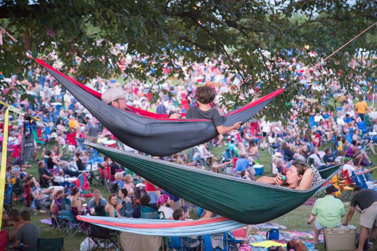 Favorite Festivals for Little Hippies: ROMP