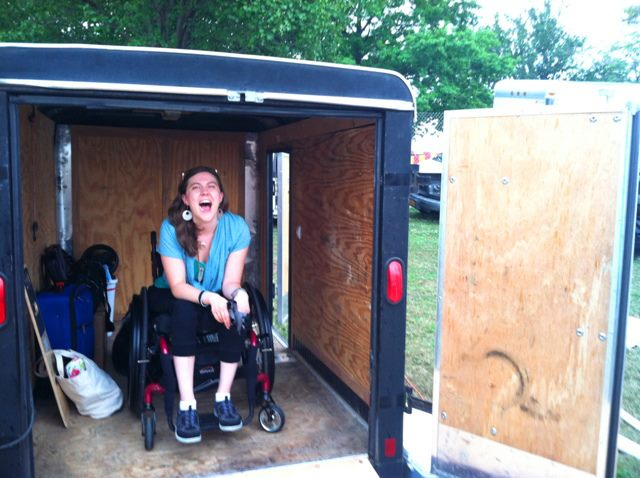 Accessibility, ADA, and Wheelchair Tips For Music Festivals