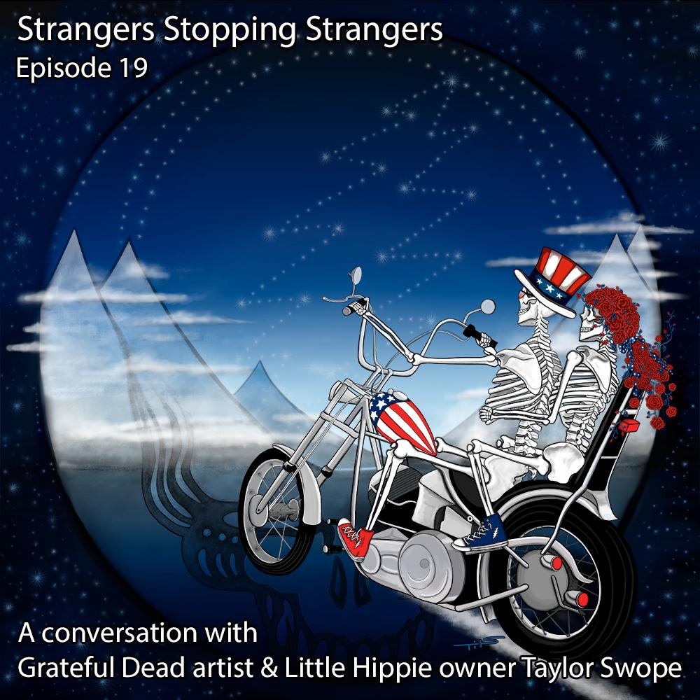 Strangers Stopping Strangers Podcast