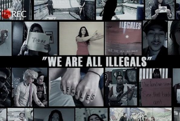 Outernational – We Are All Illegals