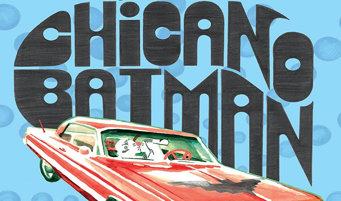 We Are The Future: Alma Caliente Con Chicano Batman