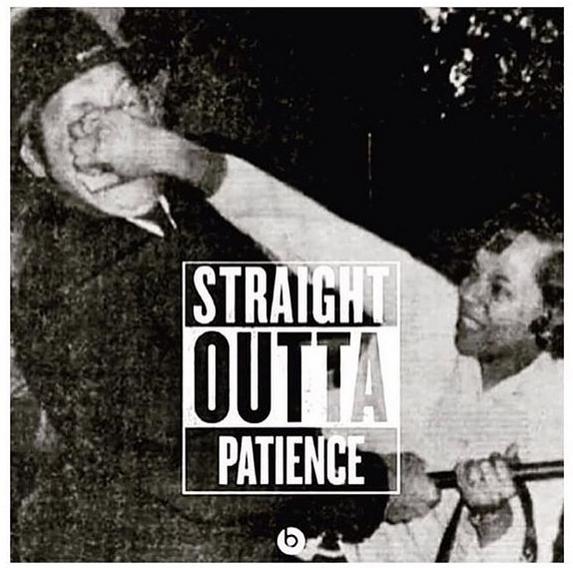 Straight Outta…