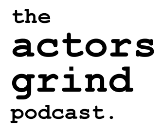 "Michael Izquierdo on ""The Actors Grind,"" Hosted by Dan Schachner and English Kieran"