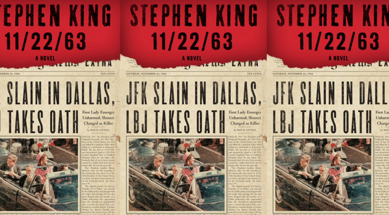 "Michael Joins the Cast of J.J. Abrams'  ""11/22/63"" by Stephen King as Lee-Harvey Oswald's Brother"