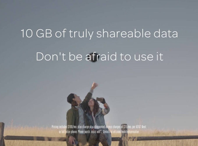 AT&T-Don't be Afraid to Use It