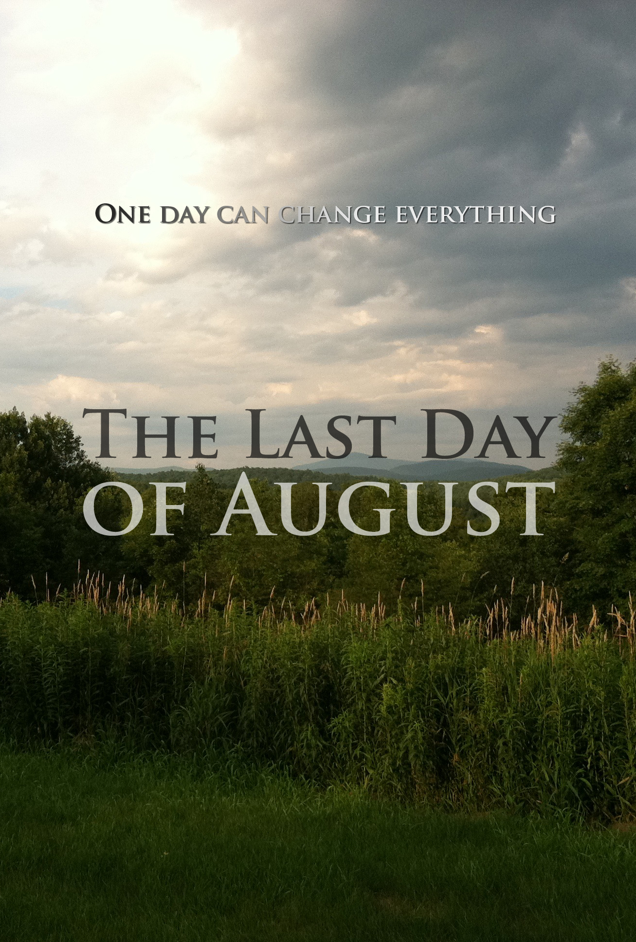 The Last Day of August Now Available on iTunes