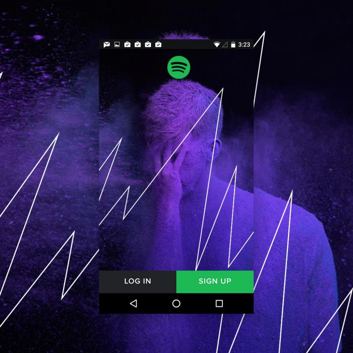 Spotify Onboarding