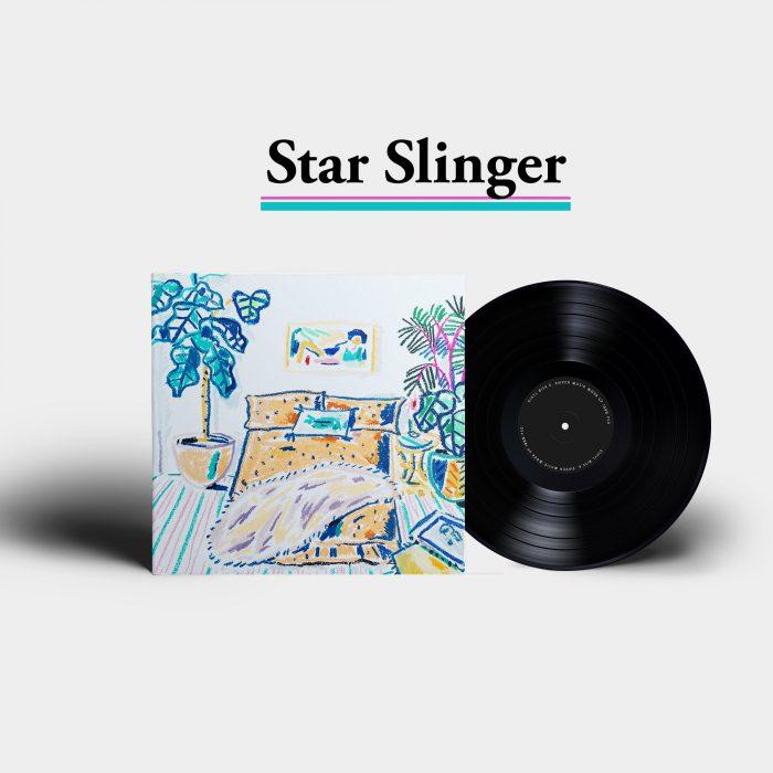 """Star Slinger LP """"Home Is Where We Start From"""""""