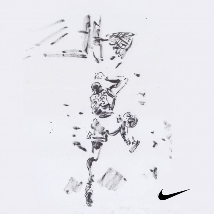 Michael Jordan    Nike spec